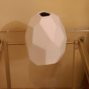 NWT Geometric Vase